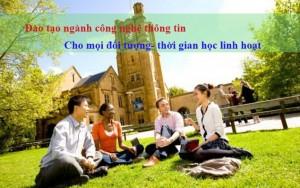 Trường đào tạo ngành công nghệ thông tin