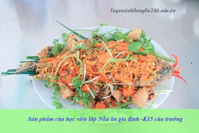 Sản phẩm lớp học nấu ăn tại Hà Nội