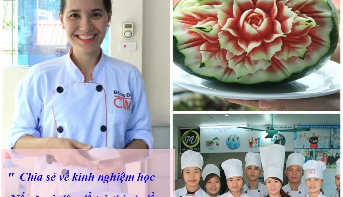 Học nấu ăn ở đâu tại Hà Nội
