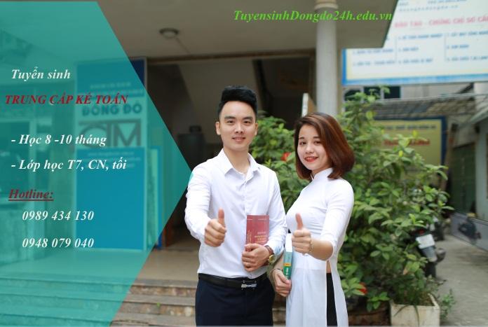 Nên học trung cấp kế toán ở đâu tại Hà Nội