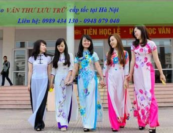Dao tao van thu luu tru tai Ha Noi