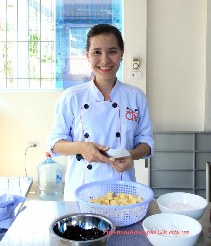 Học nghề nấu ăn để có thu nhập cao