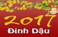 Lời chúc mừng năm mới 2017 và lịch nghỉ tết đến các bạn sinh viên