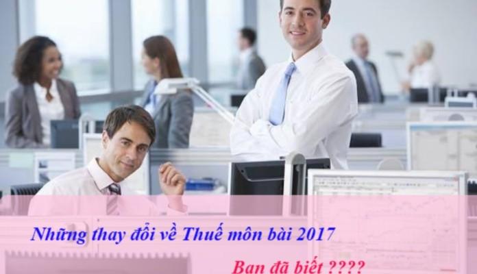 thue mon bai nam 2017