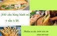Kinh nghiệm mở cửa hàng bánh mì mô hình kinh doanh 1 vốn 4 lời